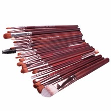 20pcs Facail font b Makeup b font font b Brushes b font Sets Professional Eyeshadow Foundation