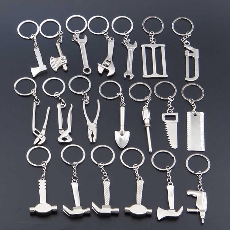 Araçları anahtarlık yüksek kaliteli alaşımlı simülasyon araçları anahtarlık erkekler kadınlar anahtarlık halka araba chaveiros llaveros çanta kolye 1-17342