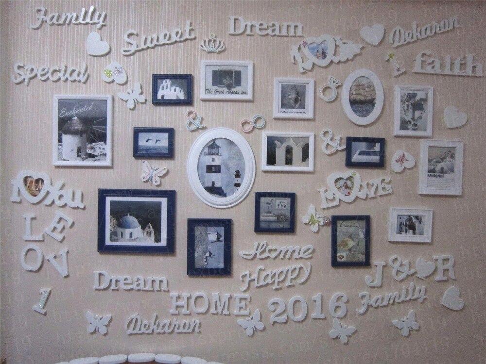 Dekorimi më i ri i mureve Letrat artificiale prej druri dekorimi i - Dekor në shtëpi - Foto 2
