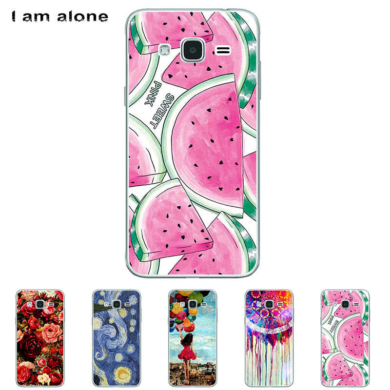 For Samsung Galaxy Ace Core Grand Win Star Pro S Duos G313 G7106 I8552 I9082 S7262 S7562 J3 330 530 730 Prime A720 Solf TPU Case