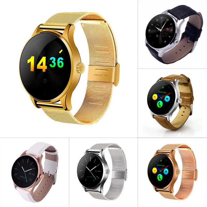 K88H Bluetooth Smart Watch Sport Pedometer With SIM Slot Camera Smartwatch For Android/IOS Phone PK GT08 DZ09 smart watch gd19 bluetooth watch clock smartwatch sport wristwatch for apple iphone android phone with camera pk gt08