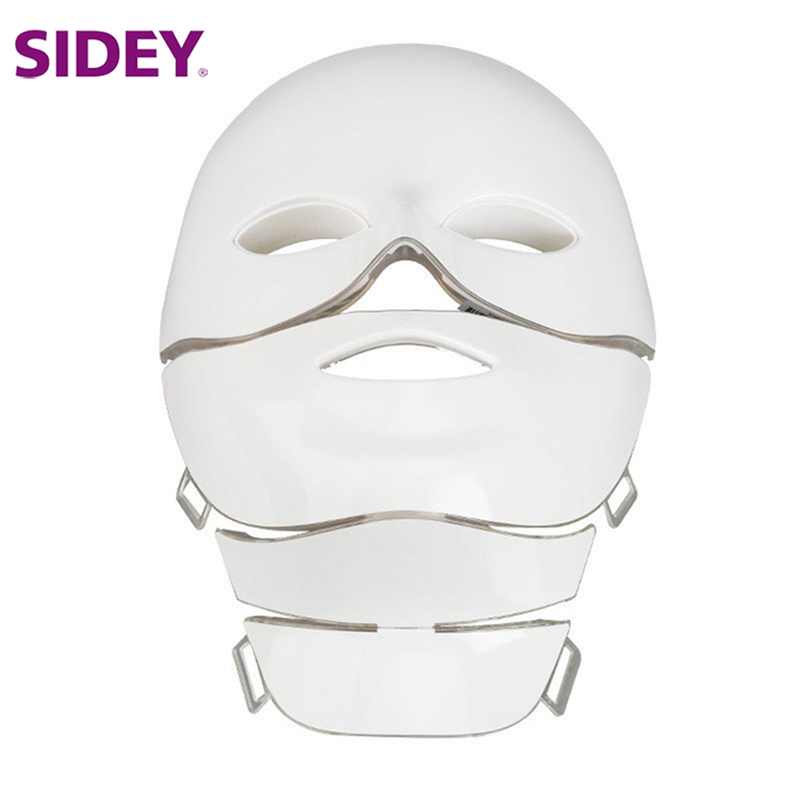 SIDEY Pigment Removal Skin Rejuvenation PDT Led Mask Light Therapy for Acne Treatment in Face Skin Care Tools from Beauty Health