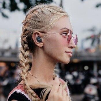 Verdaderos Auriculares Inalámbricos | Auriculares SoundPEATS TWS Bluetooth 5,0 Auriculares Inalambricos Auriculares Estéreo Bajos Mini Auriculares Bluetooth Inalámbricos Auténticos