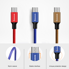Baseus Yiven Micro USB Cable for Android