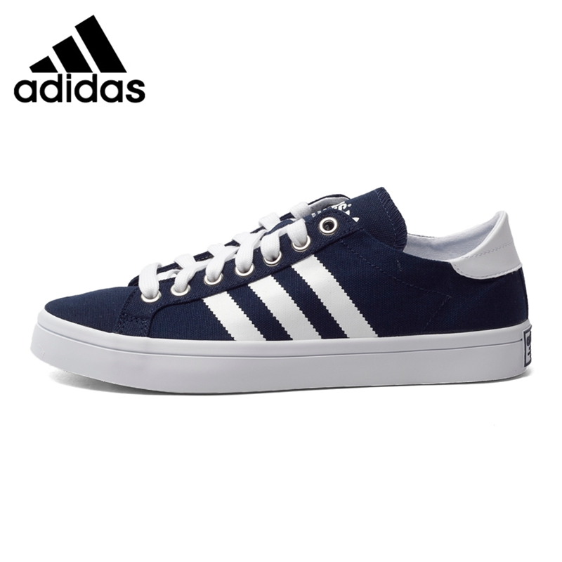 Original New Arrival Adidas Originals Men's Drawstring Skateboarding Shoes Sneakers