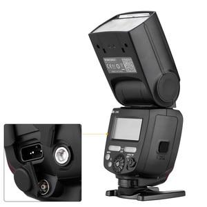 Image 4 - YONGNUO YN685 E TTL Flash Speedlite 1/8000s Radio esclave Mode Flash YN685C YN685N pour Canon Nikon YN622N YN560 TX RF603 II