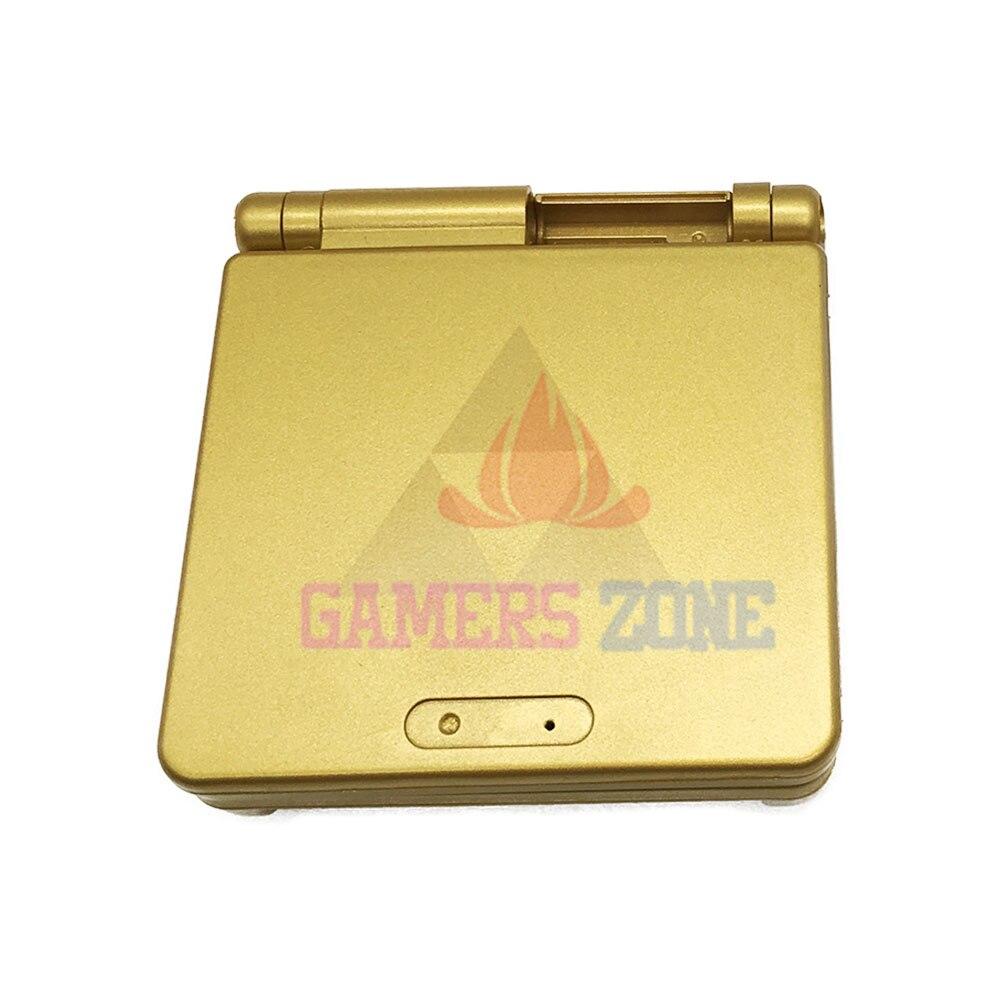 Prix pour 6 ensembles Or Pour Zelda Or Ltd. Edt. cas Couverture pour GBA SP Logement Cas