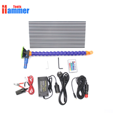 24 colour romote control Line Board LED Lamp for pdr variable color стоимость