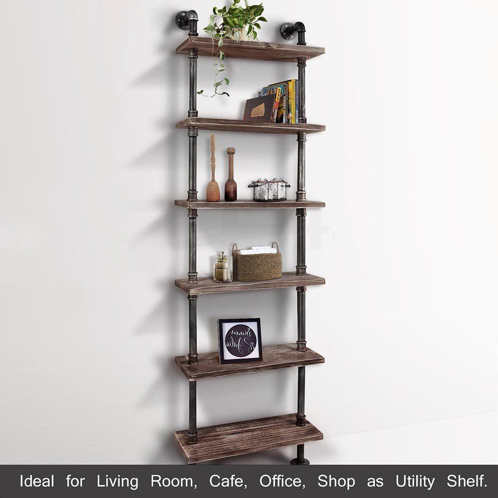Industrial Home Decoration Bookcase Furniture
