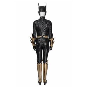 Image 5 - MANLUYUNXIAO, Новое поступление, женский костюм, костюм Бэтгерл, карнавальный костюм на Хэллоуин, костюм Бэтгерл для женщин, на заказ, базовый женский костюм
