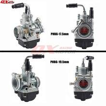 PHBG 17.5 19.5 mm carburetor Motorcycle Parts Carb PHBG17.5 PHBG19 .5 new motorcycle parts carburetor