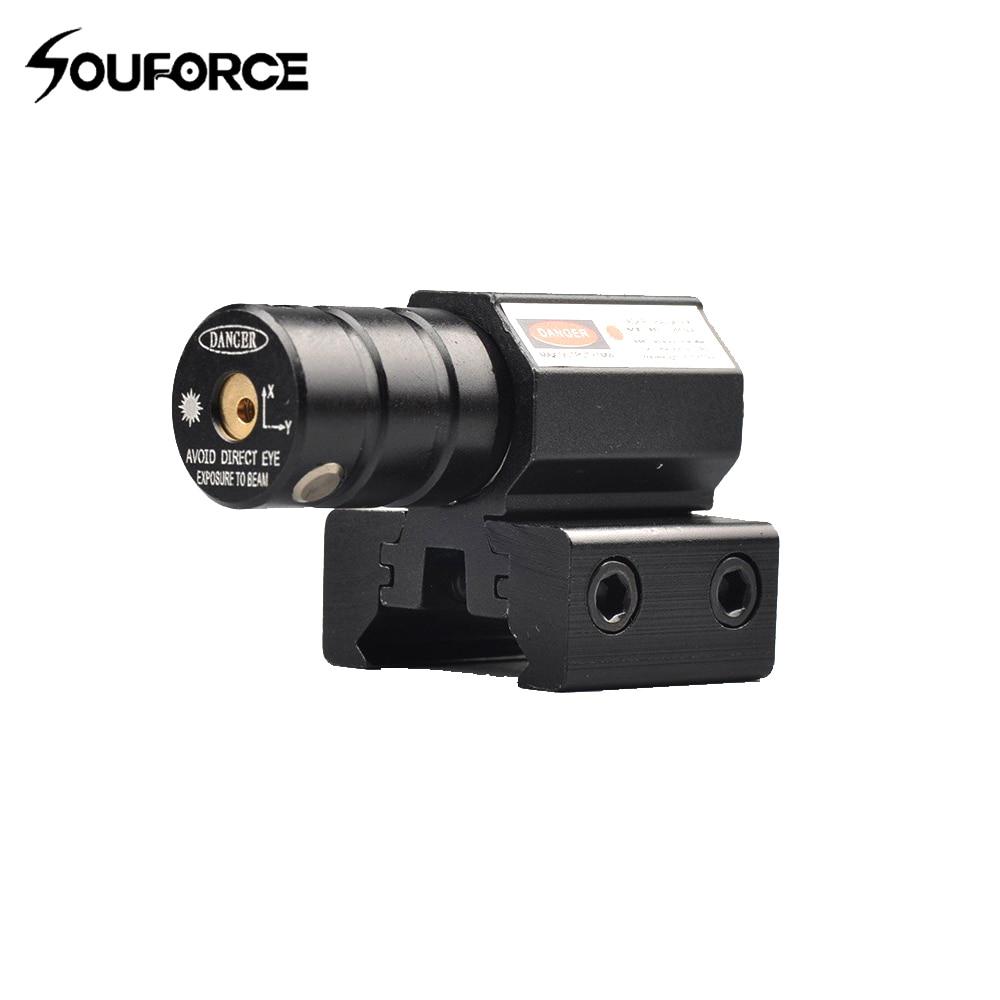 Taktička crvena laserska pointerova s laserskom valnom - Lov