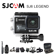 SJCAM SJ6 Legend 4K Action Camera Sports DV Notavek 96660 2.0″ Touch Screen Remote Ultra HD 30M Waterproof 1080P Original SJ Cam
