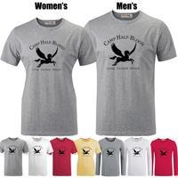 NOWY Obóz Półkrwi Long Island Dźwięk Mitologii Greckiej Bogów Nadrukiem T-Shirt męska Chłopcy Graphic Tee Szary Biały Czerwony