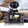 "F30 2.7"" HD 1080P Car Dual Lens Dash DVR Video Recorder Camera Rear Cam IR Night Vision"