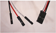 3 pin cable flat-Separate 30cm(10 pc