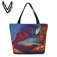 VEEVANV Soft Foldable Canvas Tote Large Capacity Women Shopping Bag Lady S Daily Use Handbags Casual