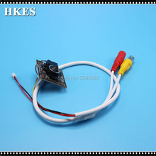 HKES New 12pcs/lot Wide Angle AHD Camera Module with 3.7mm lens , Free Shipping