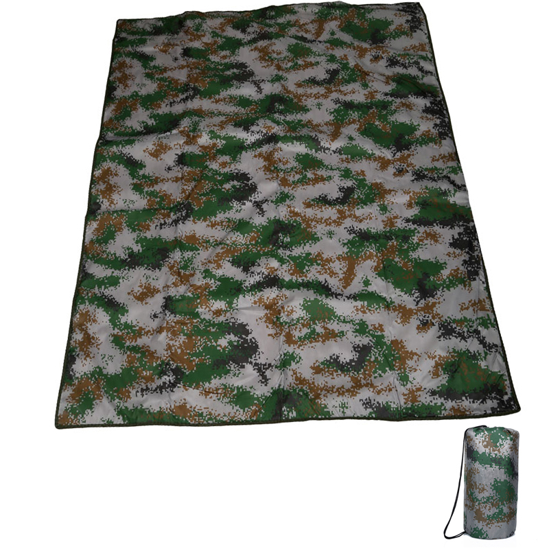Outdoors Camouflage Pad Large Size 190*150CM Oxford Cloth