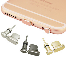 Dust Proof Headphone Plug Anti Dust Plugs Pin Charging Port