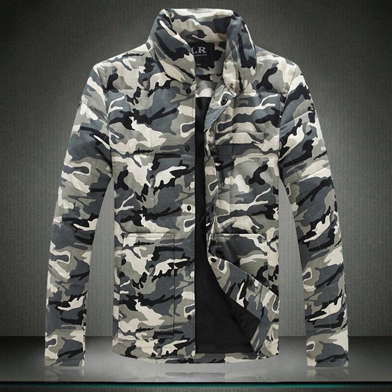 High Quality Parka Camouflage Cotton Winter Jacket Men 2017 Brand Jackets Mens Parka Men Homme Invierno Winter Coat Men M-5XL цена