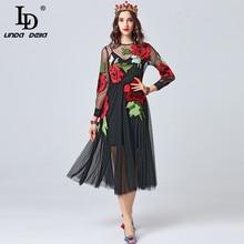 Dress Fashion LD Mesh