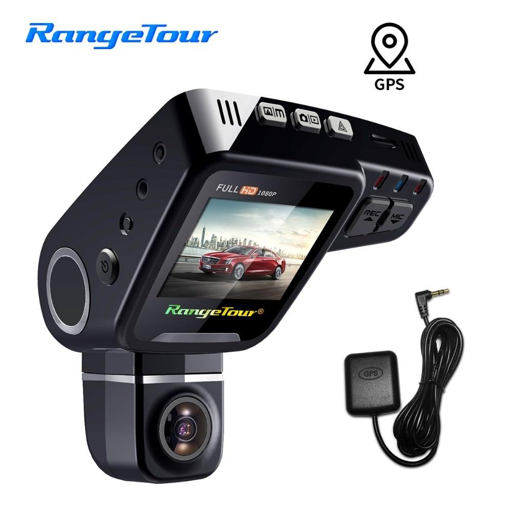 Gamme Tour Externe GPS Logger C10s Pro Dash Cam Novatek 96650 Voiture DVR Caméra Full HD 1080 p Tableau de Bord 170 degrés Vidéo Enregistreur