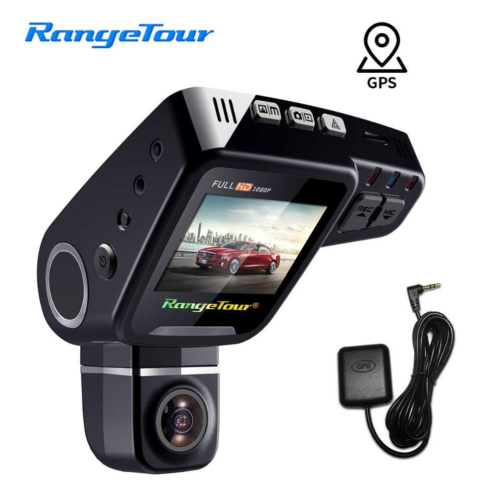 Rango de Tour registrador GPS externa C10s Pro Dash Cam Novatek 96650 coche DVR Cámara Full HD 1080 p tablero 170 grado de grabadora de vídeo