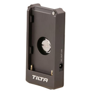 Tilta F970 Battery Plate 12 V 7.4 V Output Port with 1/4-20 Mounting Holes