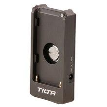 Tilta f970 배터리 플레이트 7.4 20 장착 구멍이있는 12 v 1/4 v 출력 포트