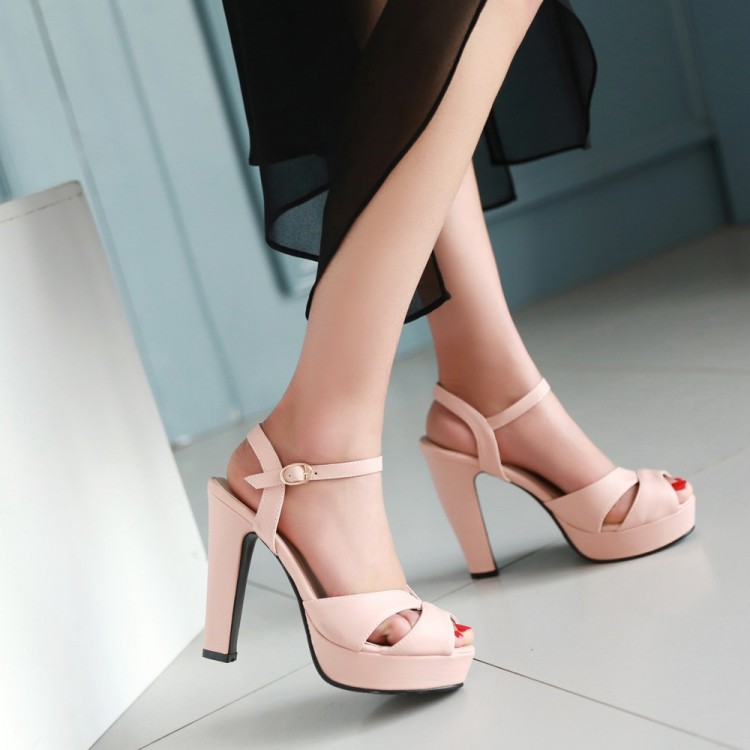 nude-shoes-for-women-with-tie
