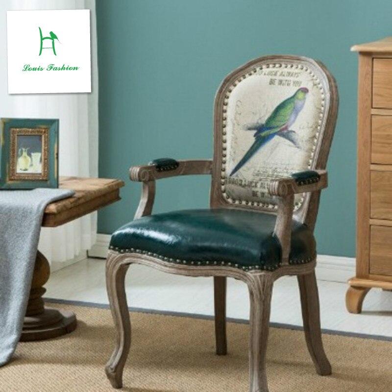 Online Get Cheap Retro Dining Chair -Aliexpress.com