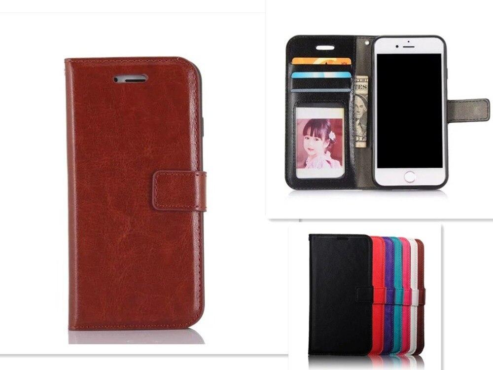 Wallet Case Retro Wax Wax Card Holder Case For IphoneX XR