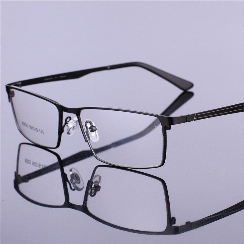221d99b17e1f2 Tr90 ojo Gafas Marcos hombres ordenador óptico Gafas espectáculo negocio  Marcos s masculina HD transparente claro lente armacao oculos de