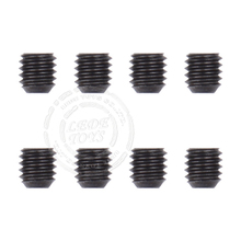 Wltoys 12428 12423 RC Car Spare parts Original 12428-0098 Jimi Screw M3*3mm screw Motor gear screw 0128 M4*4mm Jimi screws new high quality 540 motor and 17t motor gear set for wltoys 12428 12423 1 12 rc car spare parts