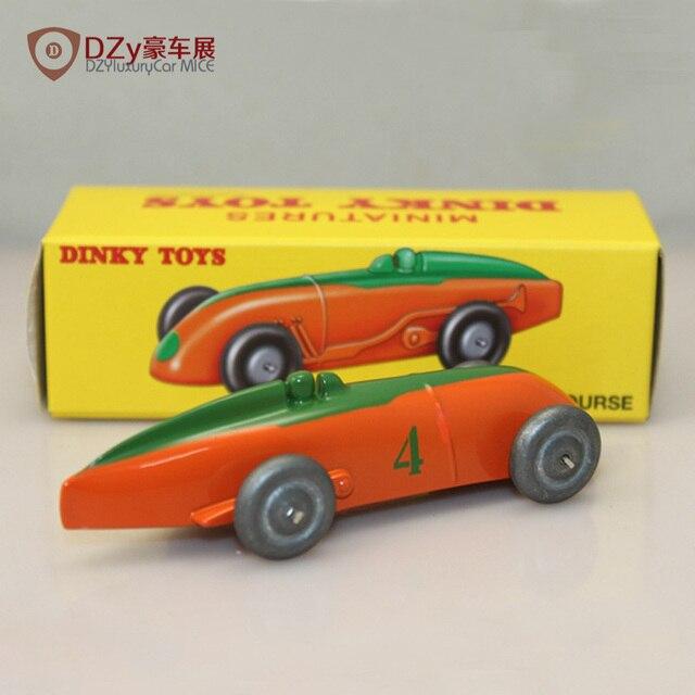1:43 Atlas Dinky Toys 23A AUTO DE COURSE #4 Diecast Toy Car Models Metal Automotive