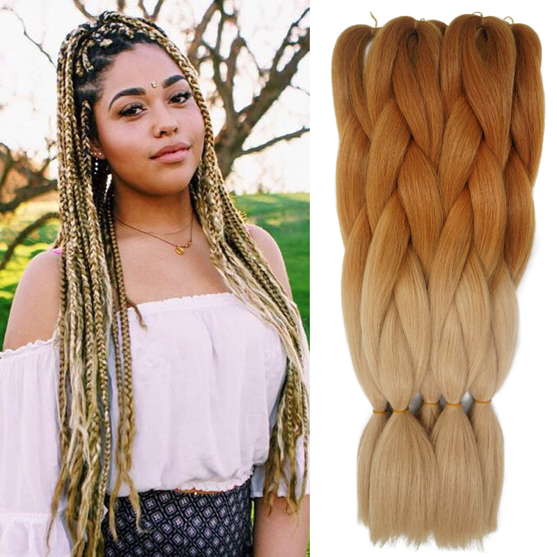 Ombre Xpression Kanekalon Braiding Hair Colors Expression ...