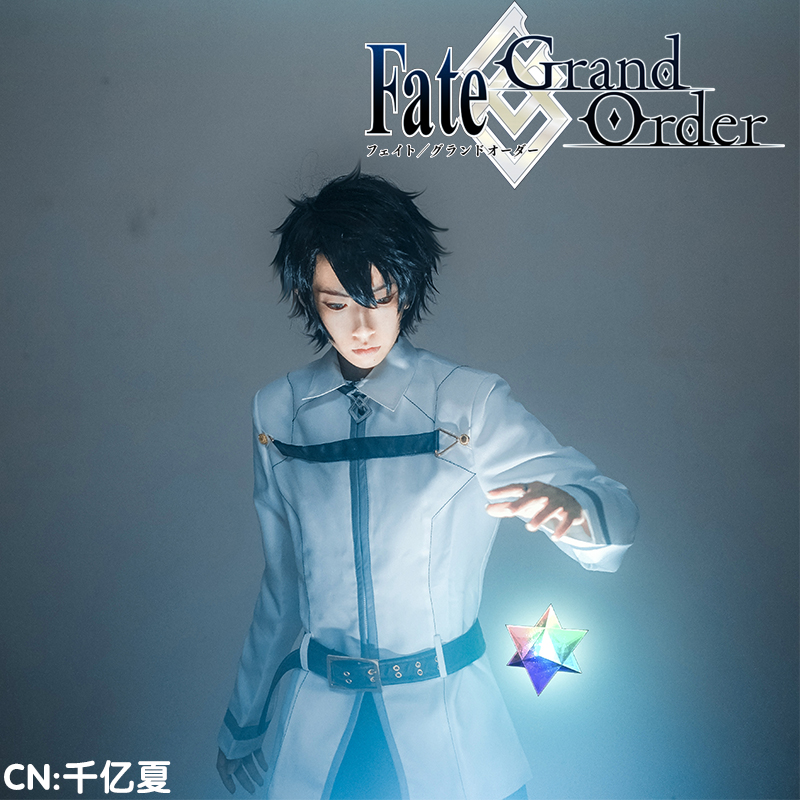 Fate Grand Order FGO Male Protagonist Fujimaru Ritsuka Cosplay Costume COSPLAYONSEN  Full Set All Size Custom Made-in Game Costumes from Novelty & Special Use    1