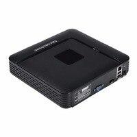 Hamrolte ONVIF H.265 CCTV NVR 8CH 4MP/16CH 5MP мини-сети видео Регистраторы IE облако обнаружения движения Xmeye Max 4 K видео Выход