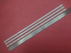 Image 2 - 3 teile/satz led hintergrundbeleuchtung streifen für Supra STV LC32T880WL STV LC32T840WL SVJ320AG2 32D2000 SVJ320AK3 SVJ320AL1 SVJ320AL6 LB C320X24