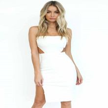 Summer hot Italian ladies style night party fashion opening new womens dress