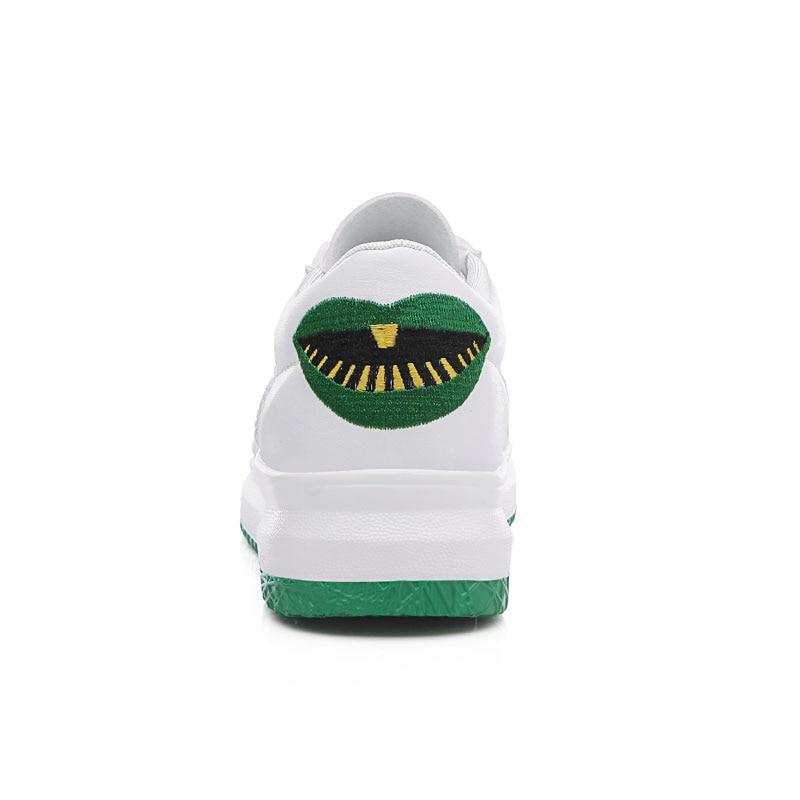 Спортивные кроссовки женщина открытый воздухопроницаемая комфортная обувь для него и для нее легкие спортивные кроссовки сетки Для женщин... - 4