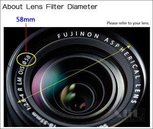Image 5 - Camera Lens UV Protector Filter 37/40.5/43/46/49/52/55/58/62/67/72/77/82/86/95/105mm for Canon Nikon Sony Fujifilm Tamron Lens