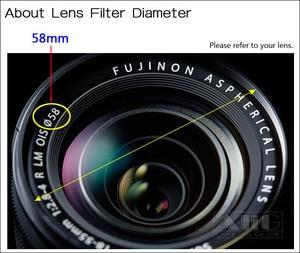 Image 5 - מצלמה עדשת UV מגן מסנן 37/40.5/43/46/49/52/55/58/62/67/72/77/82/86/95/105mm עבור Canon ניקון Sony Fujifilm Tamron עדשה
