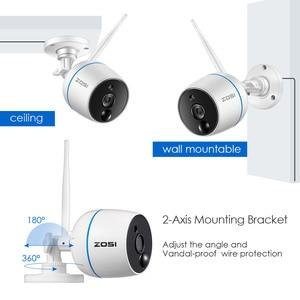 Image 3 - ZOSI ระบบกล้องวงจรปิด 1080P WiFi MINI NVR ชุดวิดีโอการเฝ้าระวังกล้อง IP ไร้สาย,PIR ฟังก์ชั่น, การบันทึกการ์ด SD