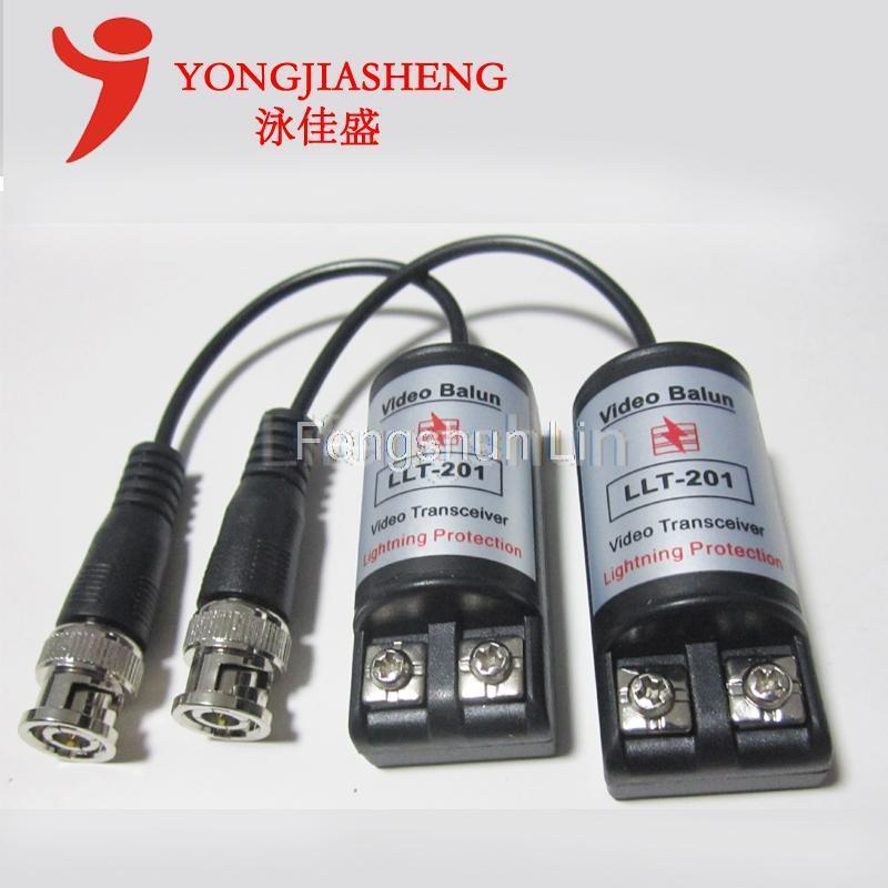 [Recommended] factory direct wholesale upgrades Passive UTP Transceiver Twisted Pair Transmitter  cctv bnc video balun  цены