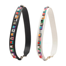 g Handbag Band Leather accessories strap