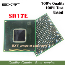DH82HM86 SR17E 100% test travail très bien reball avec balles BGA jeu de puces pour ordinateur portable livraison gratuite