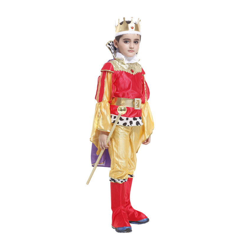 Shanghai Story children king cosplay costume christma halloween Prince Charming party clothessuitale for 4 14 years old kids-in Boys Costumes from Novelty ...  sc 1 st  AliExpress.com & Shanghai Story children king cosplay costume christma halloween ...