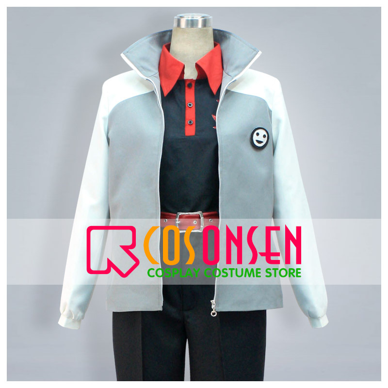 COSPLAYONSEN UN-GO Yuuki Shinjuurou Cosplay Costume All Size Custom Made